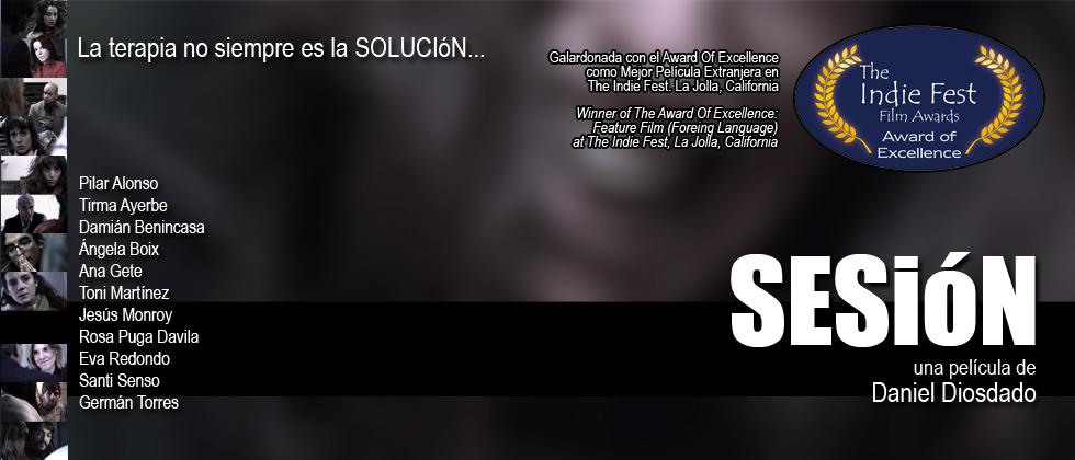 SESIóN - cartel